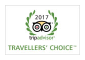 Travellers Choice's 2017 adele Emme b&b