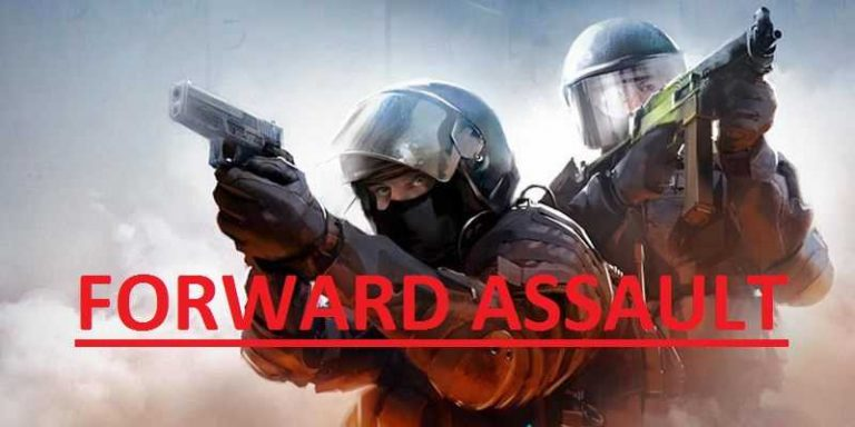 BAIXAR AQUI - Forward Assault v1.08.9 APK MOD+OBB (DINHEIRO INFINITO)