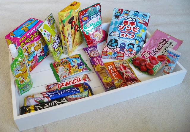 kyandi box