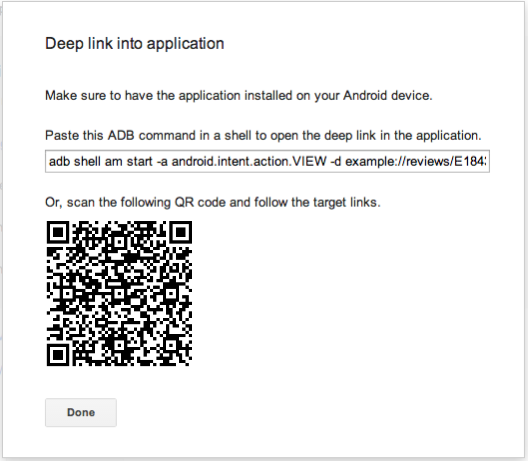Official Google Webmaster Central Blog: Android app indexing