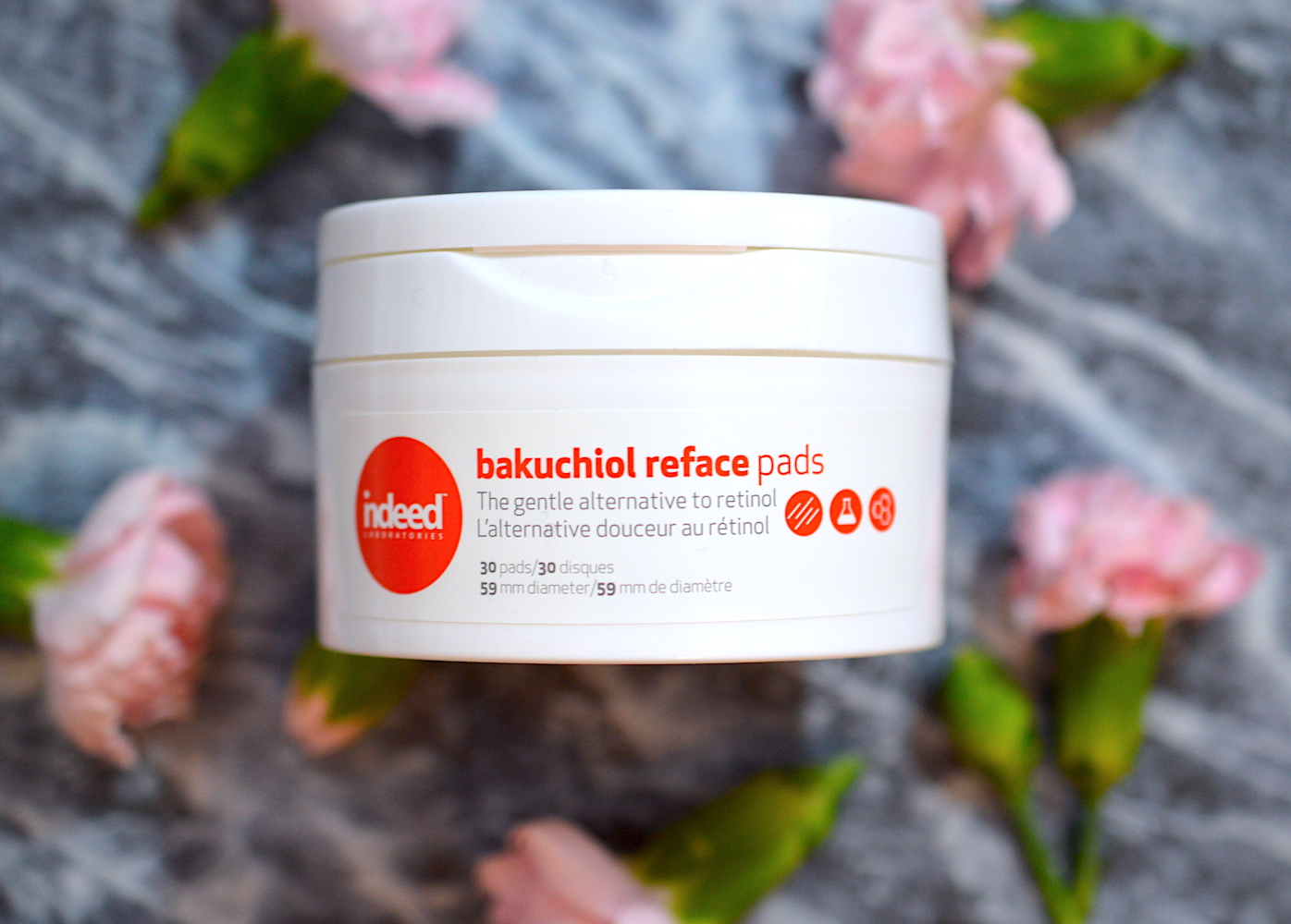 Bakuchiol Reface Pads Indeed Labs Review