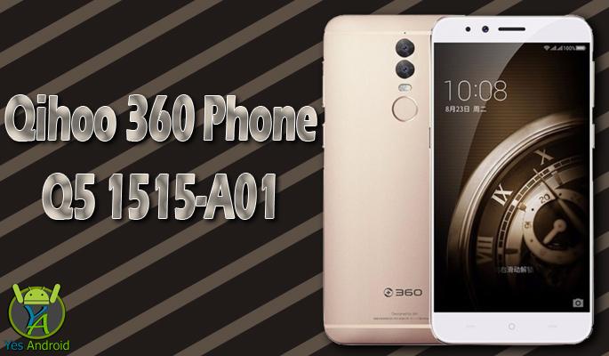 Qihoo 360 Phone Q5 1515-A01 Dual SIM TD-LTE Specs Datasheet