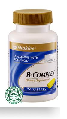 b-complex, bcomplex, bcomplex shaklee