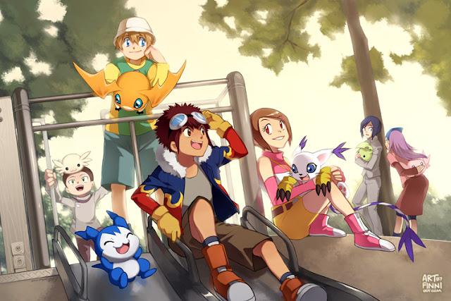 Digimon Adventure 02 Sub Indo