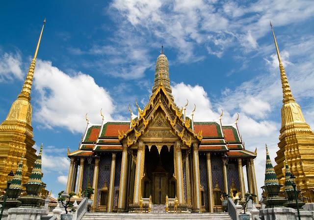 Viajar a Tailandia - Wat Phra Kaew