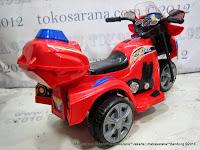 Motor Mainan Aki Yotta Toys Halilintar