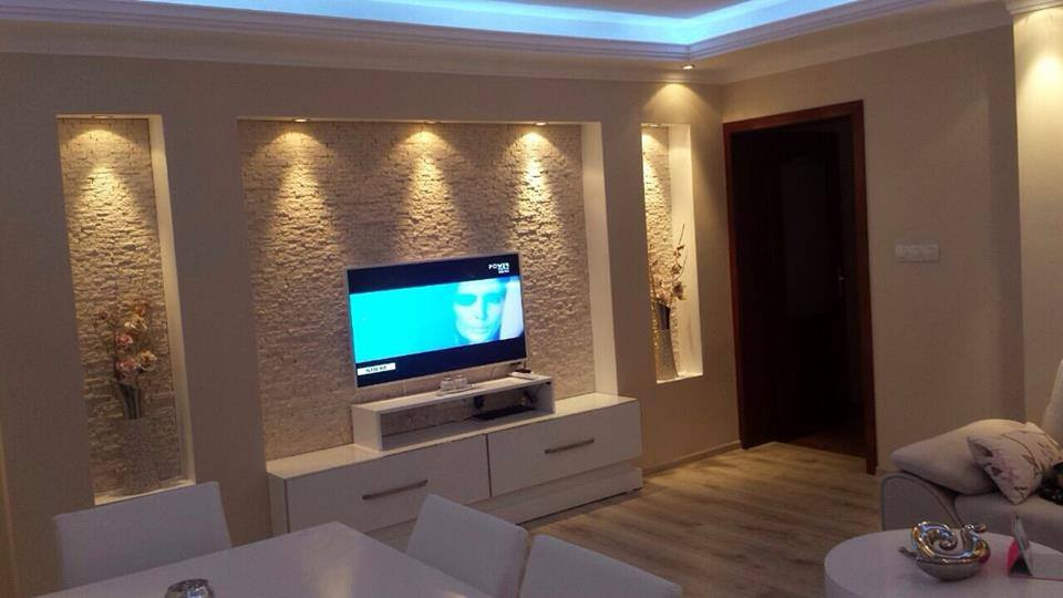 20 Wonderful Tv Wall Units With Stones Ideas Dwell Of Decor