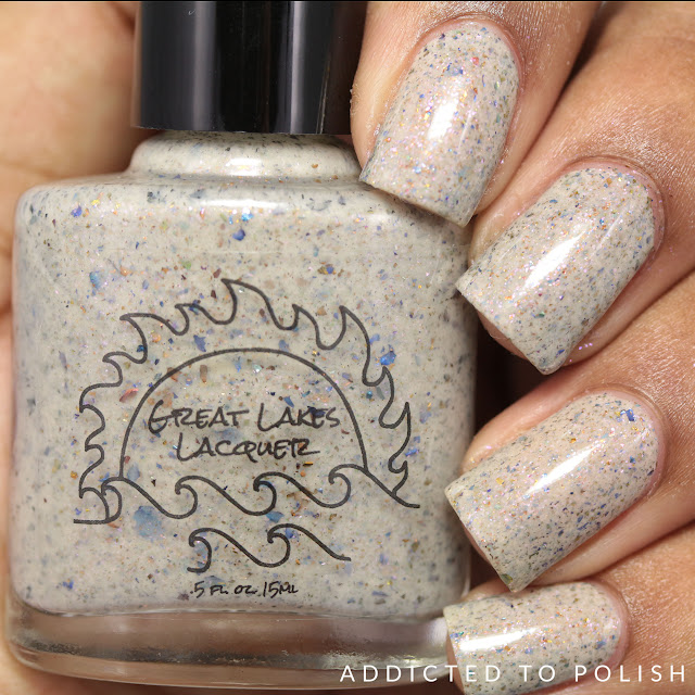Great Lakes Lacquer Don't Forget the Whip A Nude Awakening