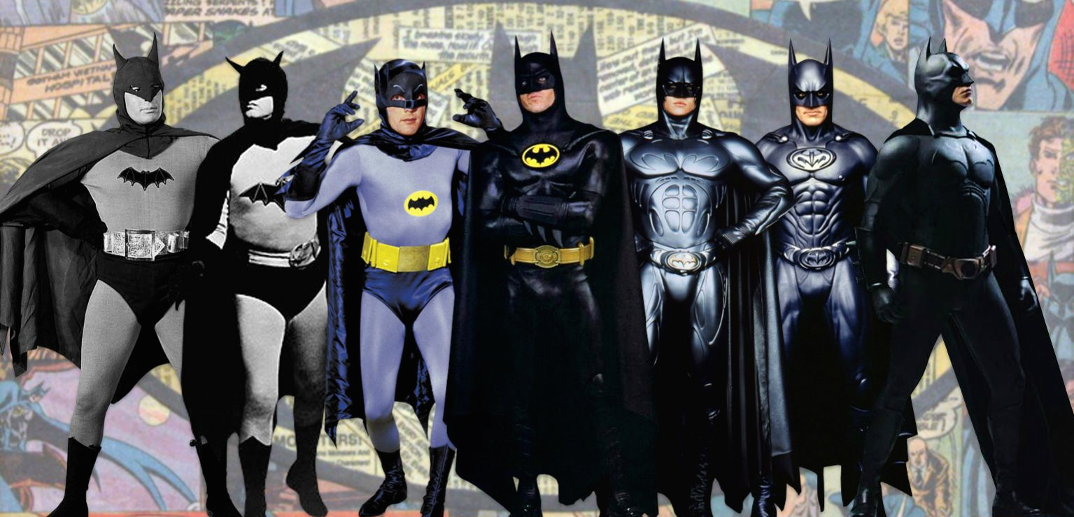 Ranking the Batman movie suits from worst to best ...