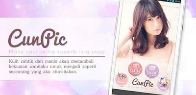 Kawaii Selfie Camera - Aplikasi Kamera Selfie Cantik