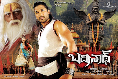 Badrinath Allu arjun wallpapers
