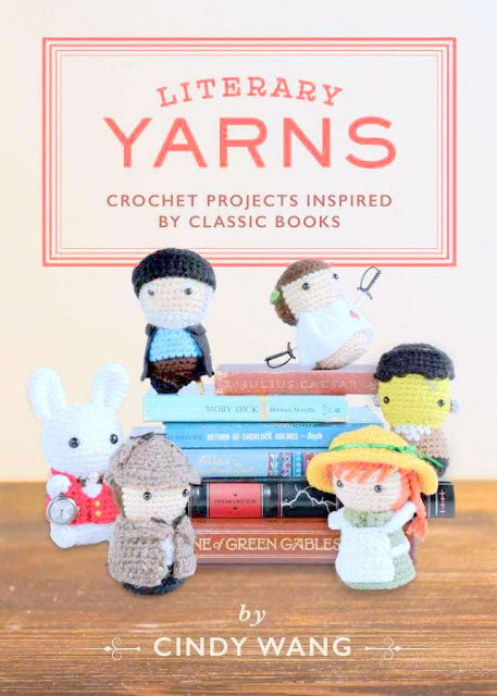 Literary Yarns Crochet Projects inspired by classic books crochet patterns