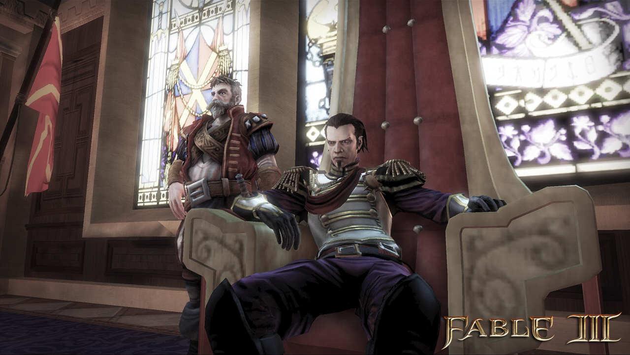Fable 3 - Currently free for download for Xbox 360
