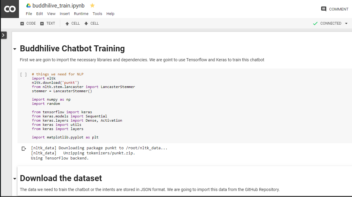 How to Create a Chatbot using TensorFlow   Buddhilive Insights
