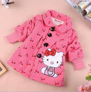 Gambar Jaket Hello Kitty Untuk Anak 8