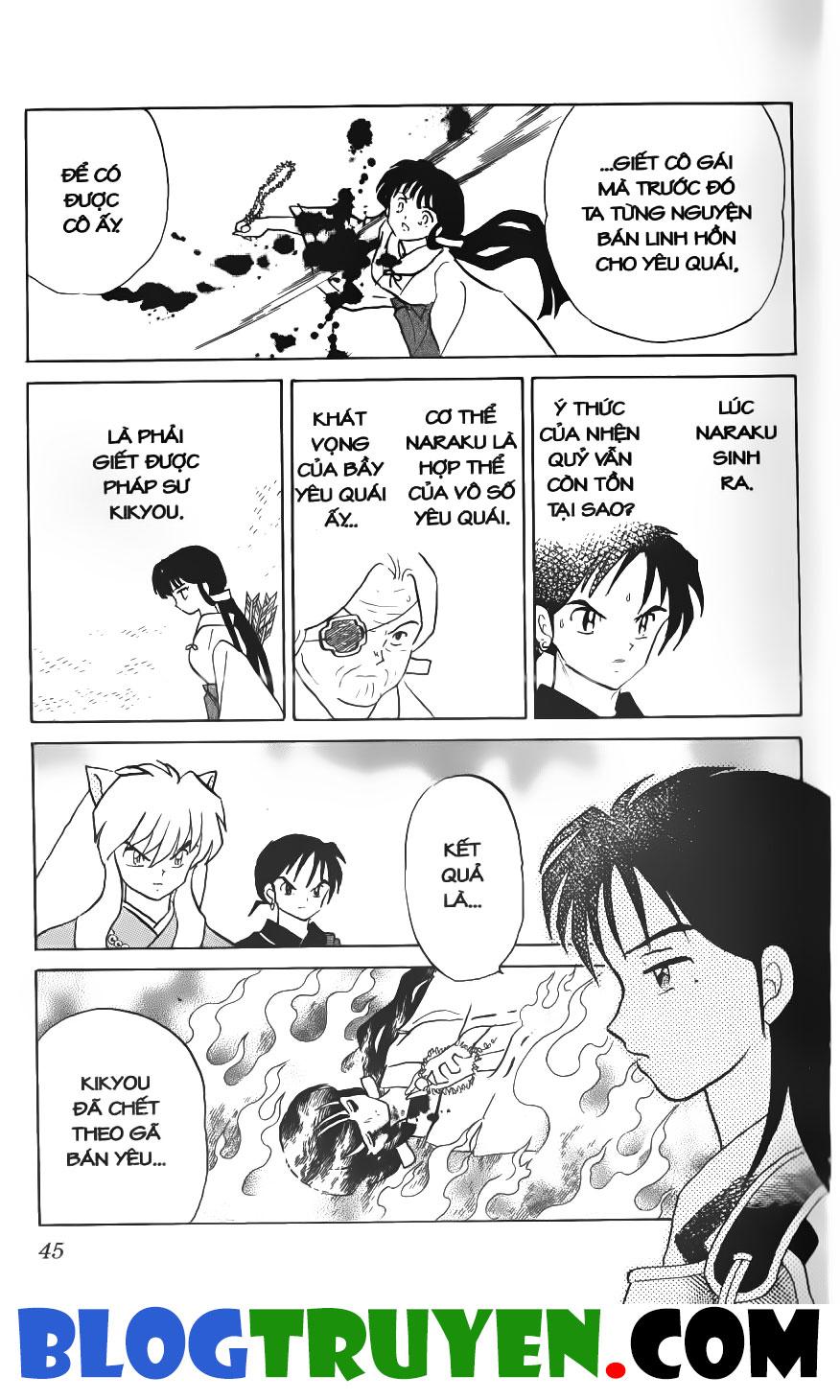 Inuyasha vol 22.3 trang 6