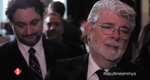 george lucas emmys