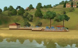 Summer S Little Sims 3 Garden Monte Vista List Of