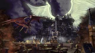 Final Fantasy 9 Xbox One Background