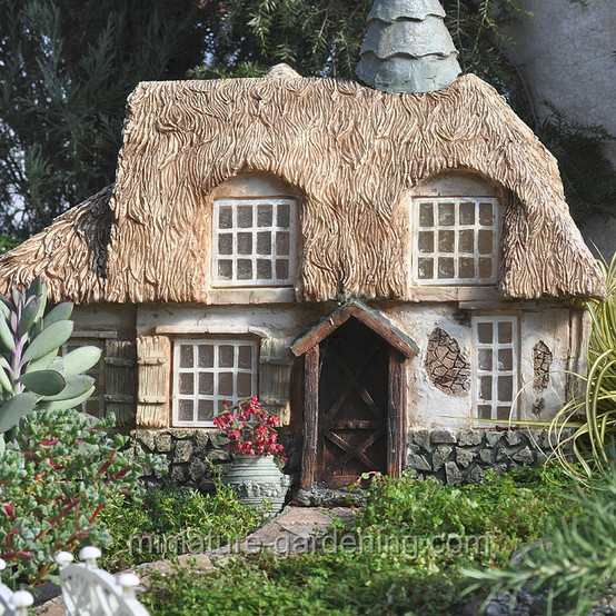 Marvelously Messy Plant A Magical Fairy Garden