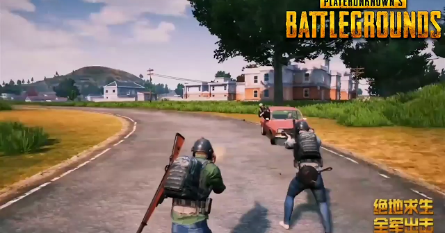 Pubg On Hd 630: Player Unknown's Battlegrounds (PUBG Official ) Android