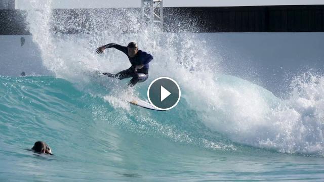Mateus Herdy Slays URBNSURF Melbourne