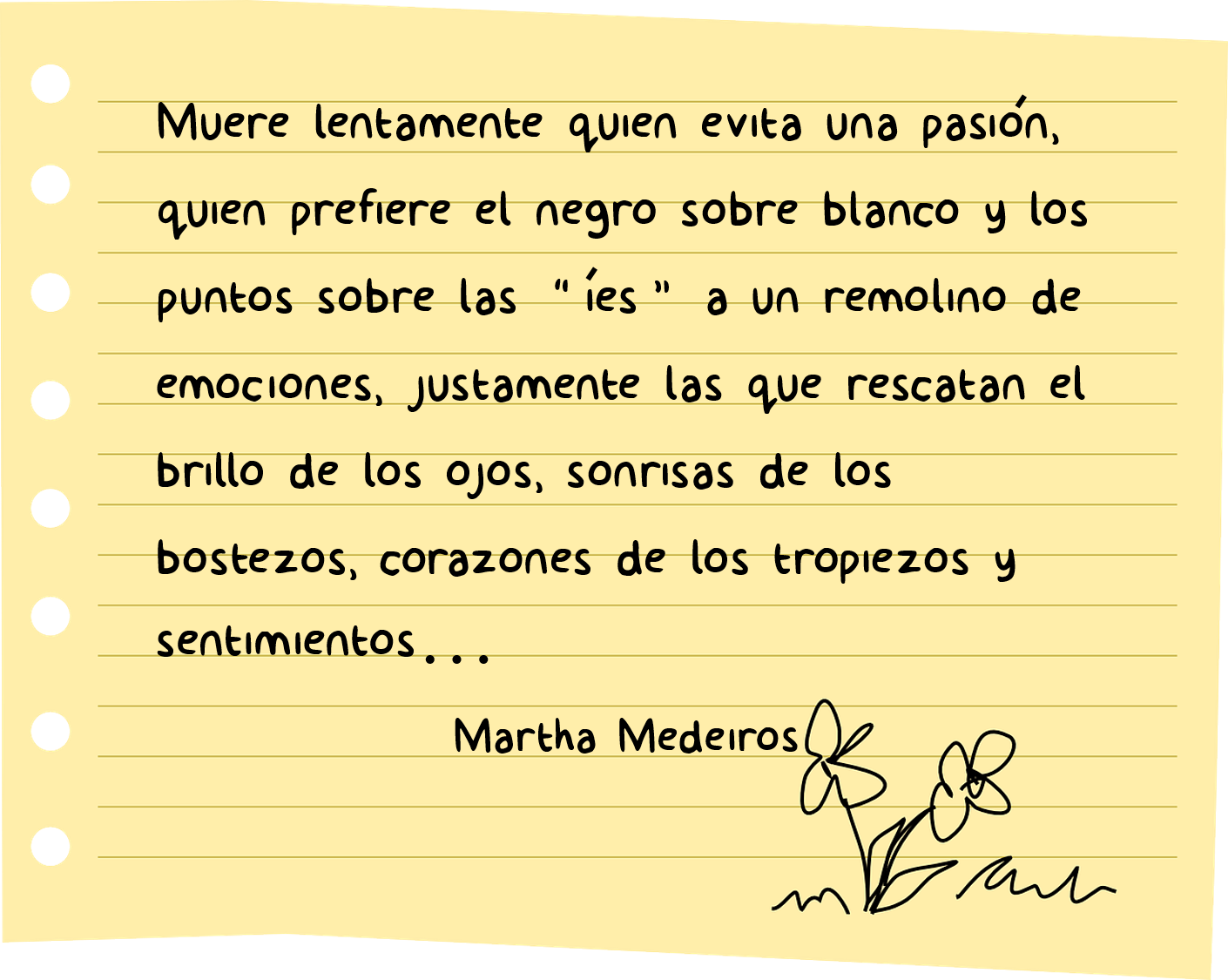 Lecciones Para Amar Poema Muere Lentamente Martha Medeiros