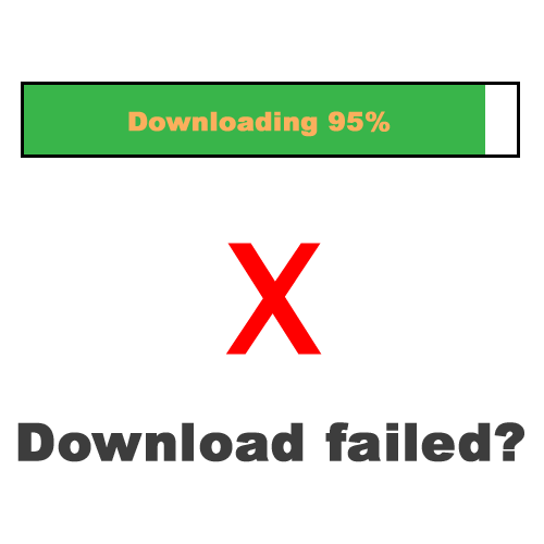 Resume failed Downloads in Mozilla Firefox Manager