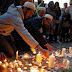 Masiva vigilia en #Manchester en memoria de las víctimas del atentado terrorista