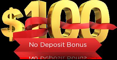 mendapatkan no deposit bonus