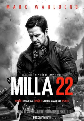 Milla 22 Vídeo Review por JC. Blockbuster correcto sin más
