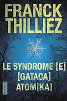 Le syndrome [E] de Franck Thilliez édition limitée