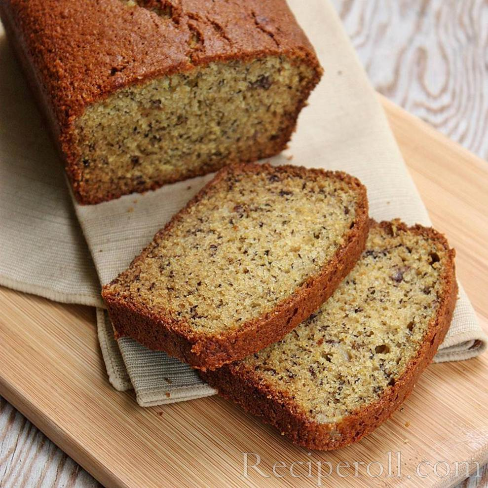 Banana Loaf Cake Recipe