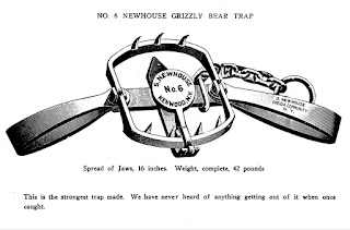 Grizzly Bear Trap
