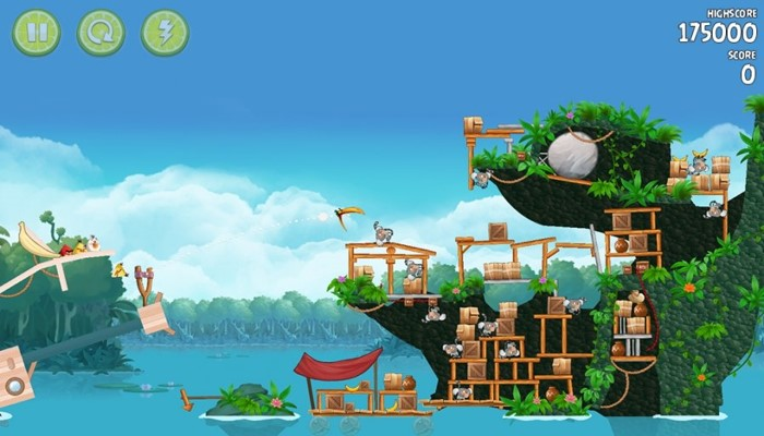 Download Angry Birds Rio Free games