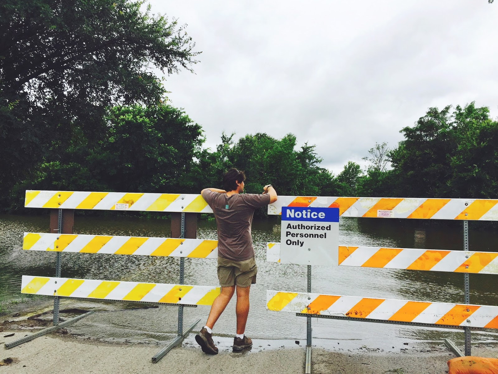 Lake Grapevine Flooding