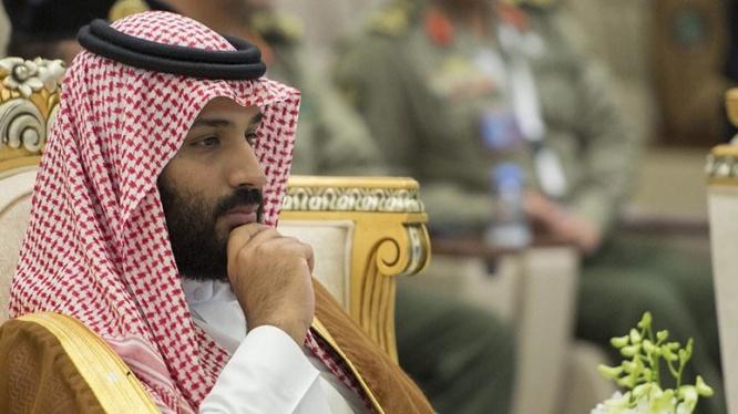 Le prince heritier Mohammed ben Salmane homme fort du royaume saoudien
