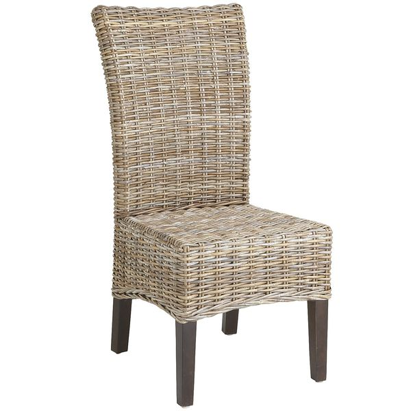 My Favorite Kubu Rattan Dining Chairs Driven By Decor