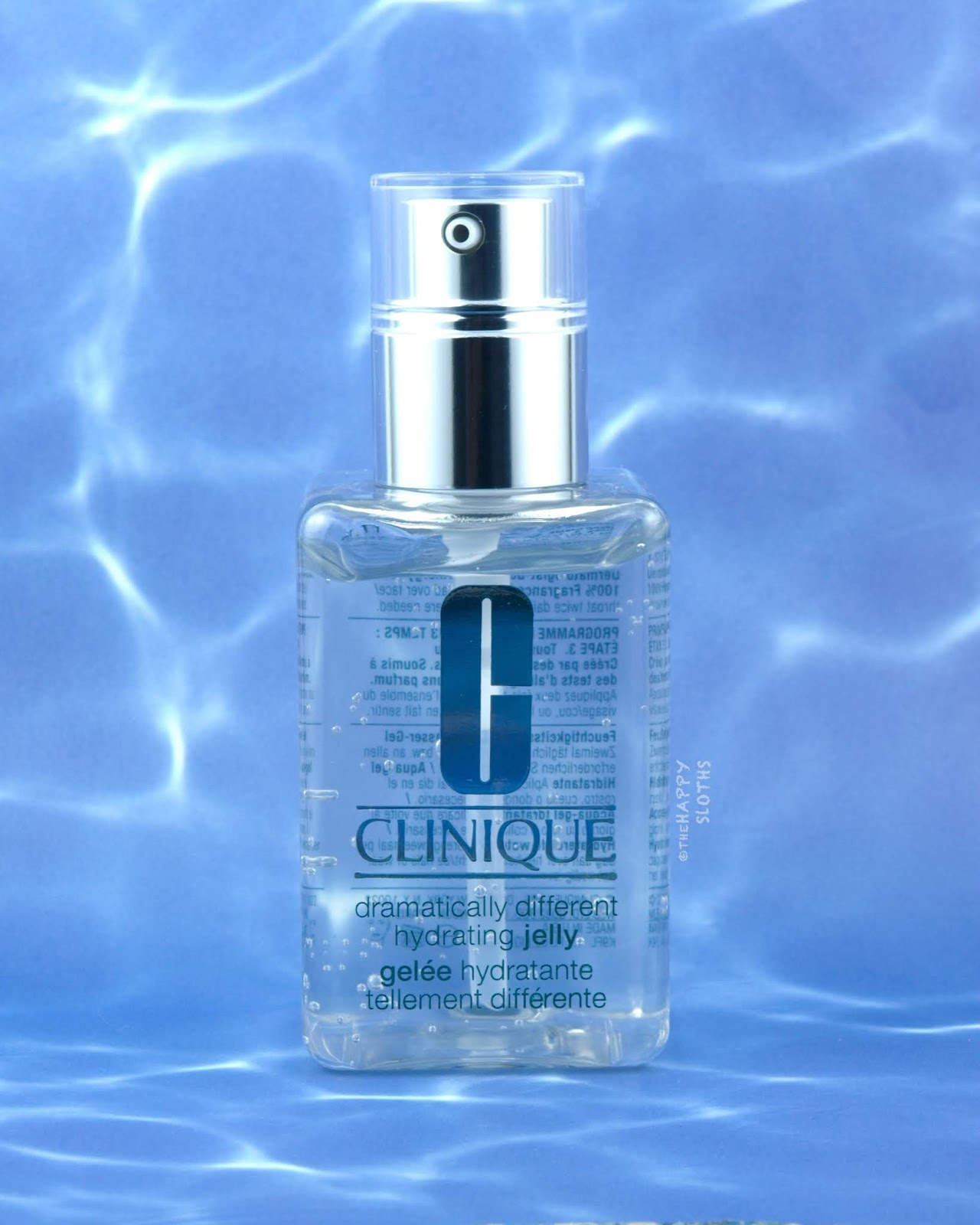 Clinique | Dramatically Different Hydrating Jelly: Review