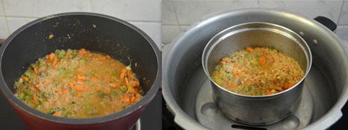 dalia khichdi recipe