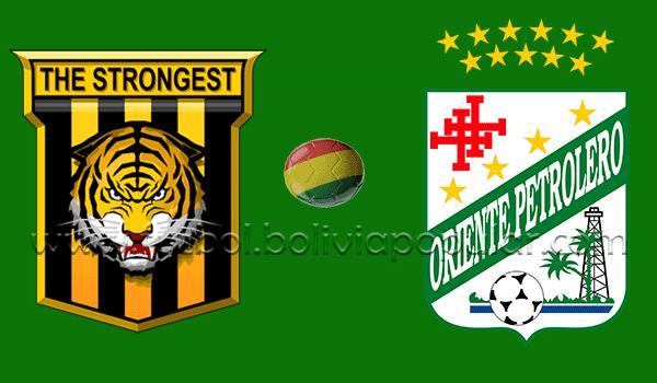 The Strongest vs. Oriente Petrolero - En Vivo - Online - Cuartos del Final - PlayOffs