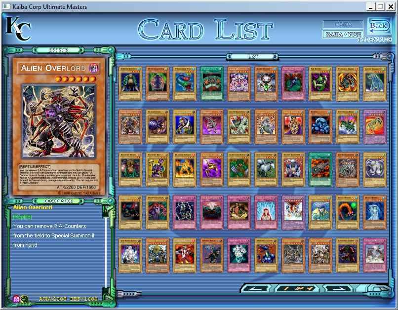 Yu gi oh kaiba corp ultimate masters download.