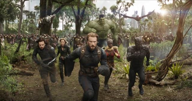 Novo teaser de Vingadores: Guerra Infinita está cheio de suspense e ação