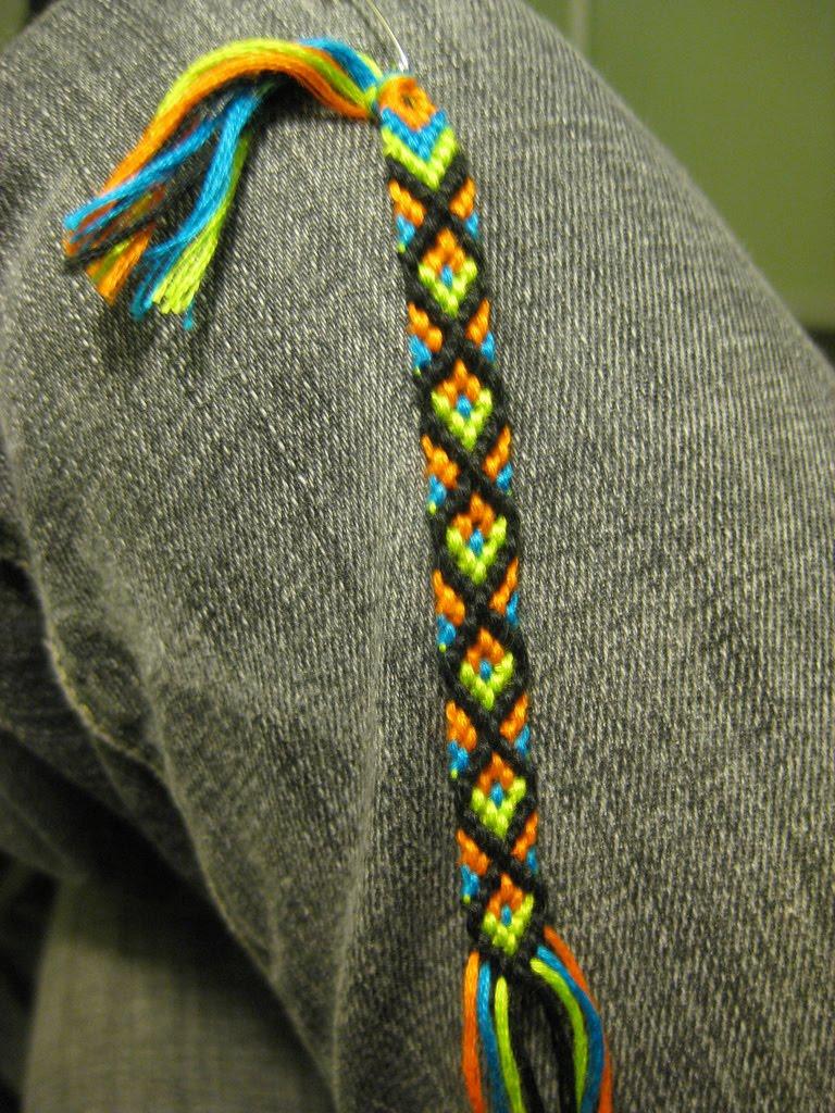 Friendship Bracelets Knitting Gallery