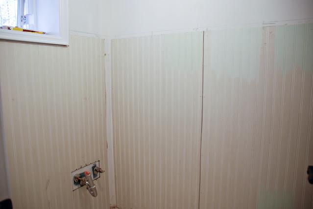beadboard panelling, bathroom wainscot