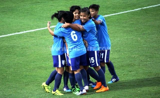 AFC U19 Women's Championship 2017 Qualifiers