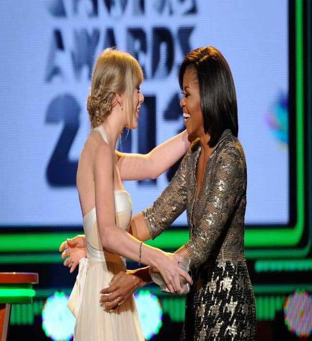 fashionjewellery: Taylor Swift Braided Updo
