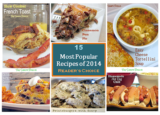 Favorite Recipes of 2014: Reader's Choice