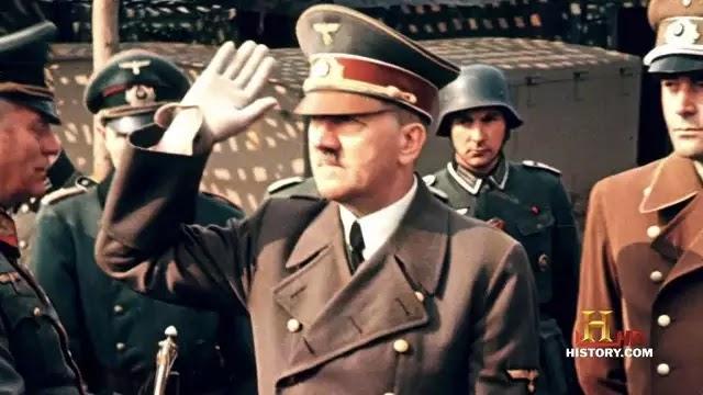 Τι έγινε ρε διανοητικά ανάπηροι ? τώρα δεν ειναι κόρη του Χίτλερ?