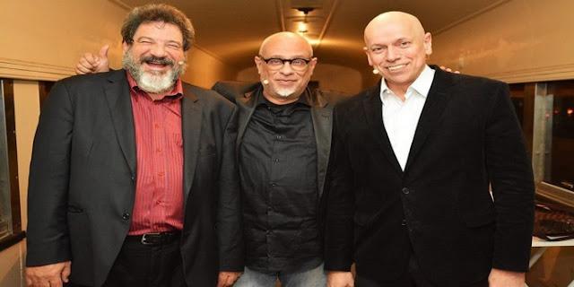 Café Filosófico Especial! Com Leandro Karnal, Luiz Felipe Pondé e Mario Sérgio Cortella